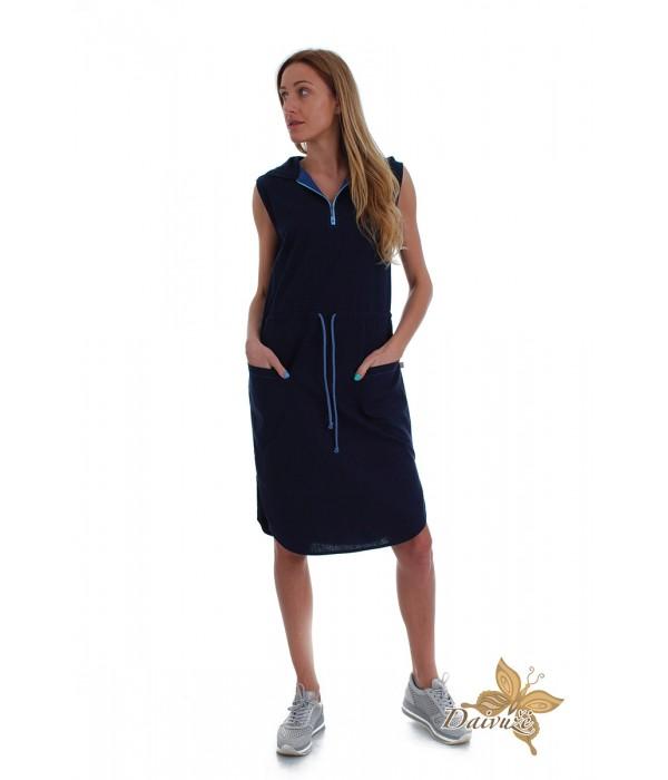 Lininė suknelė D149-2