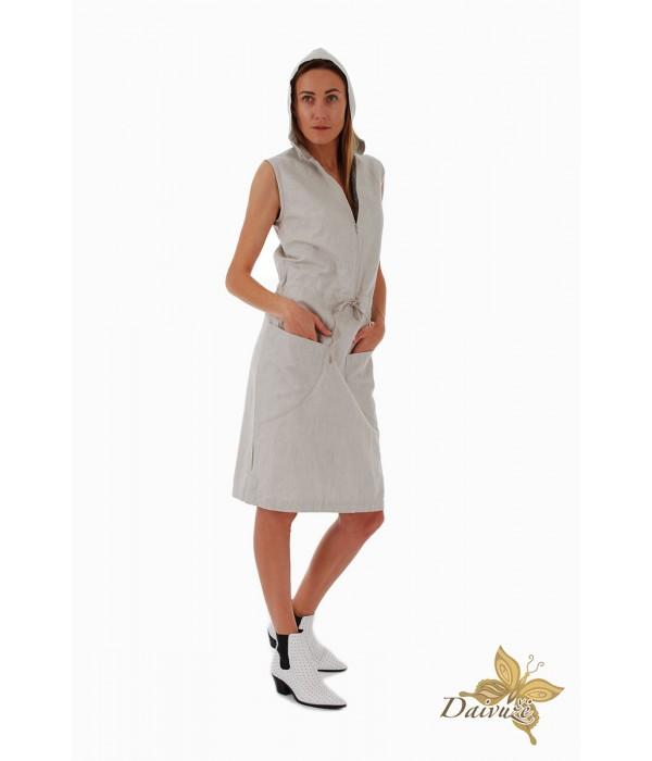 Lininė suknelė D149-1
