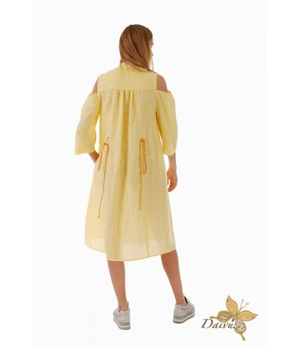 Lininė suknelė Z59-1