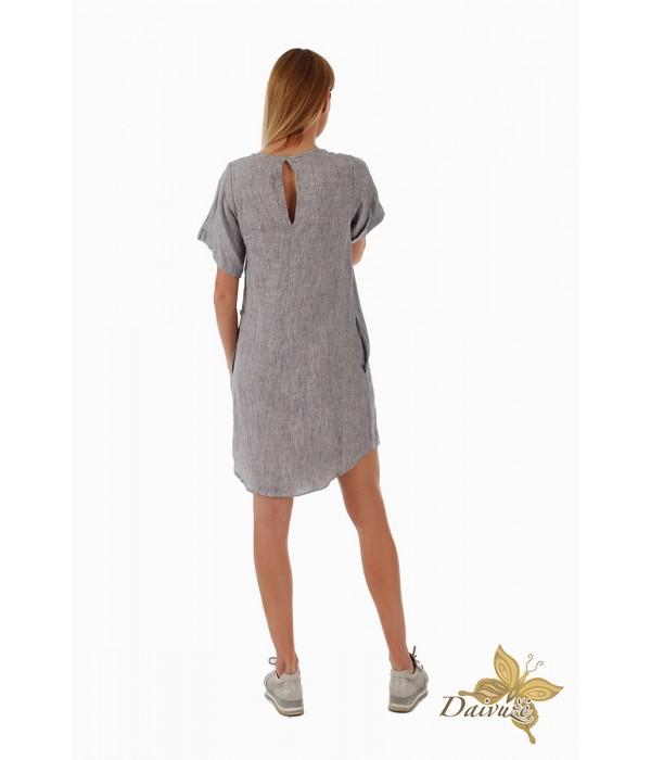 Lininė suknelė Z61-1