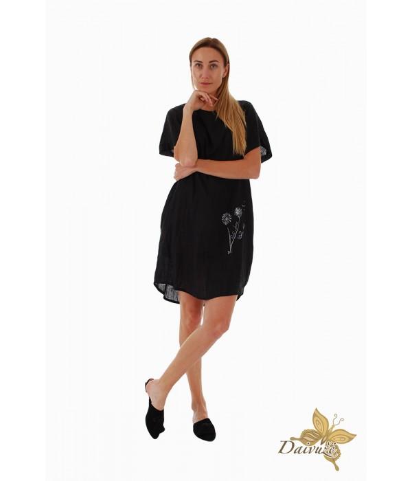 Lininė suknelė Z61-2