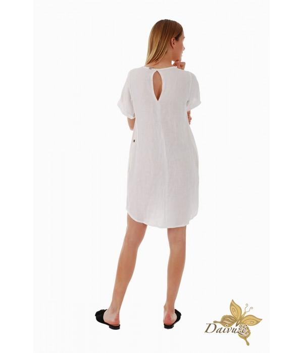 Lininė suknelė Z61-3