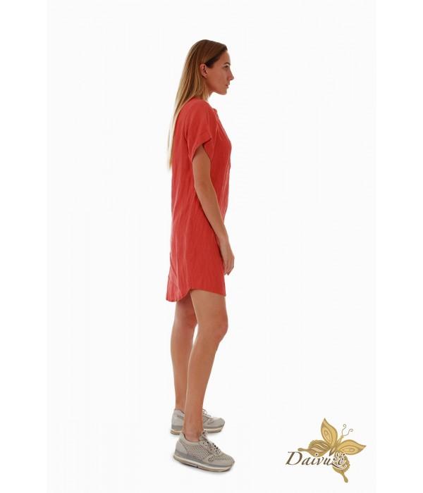 Lininė suknelė Z61-4