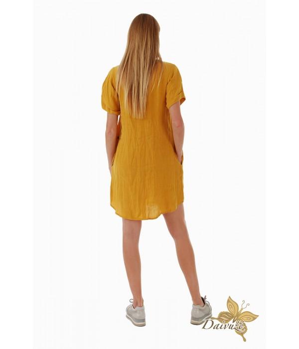 Lininė suknelė Z61-5