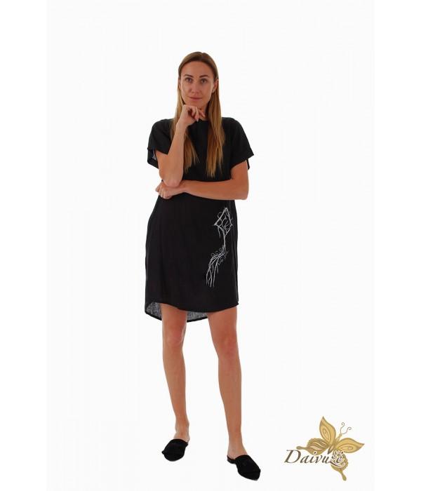 Lininė suknelė Z61-7