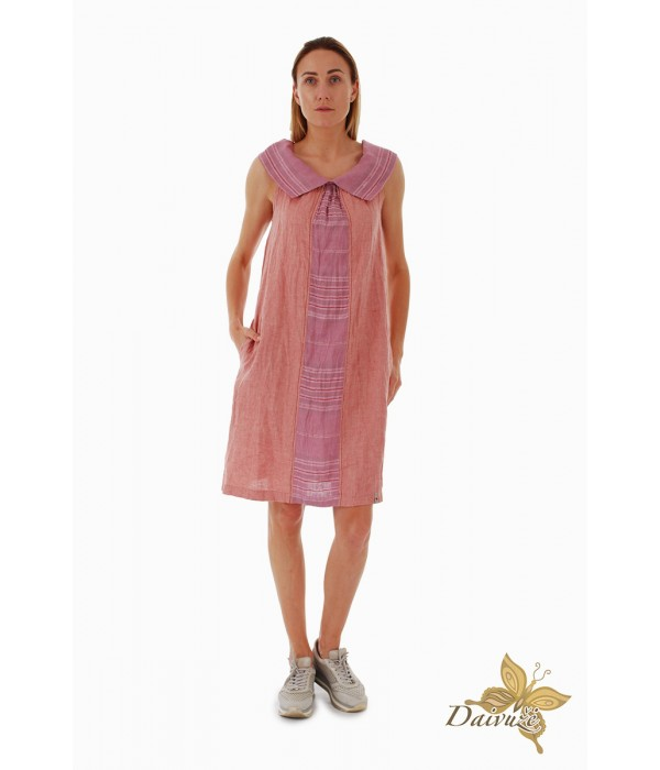 Lininė suknelė Z73