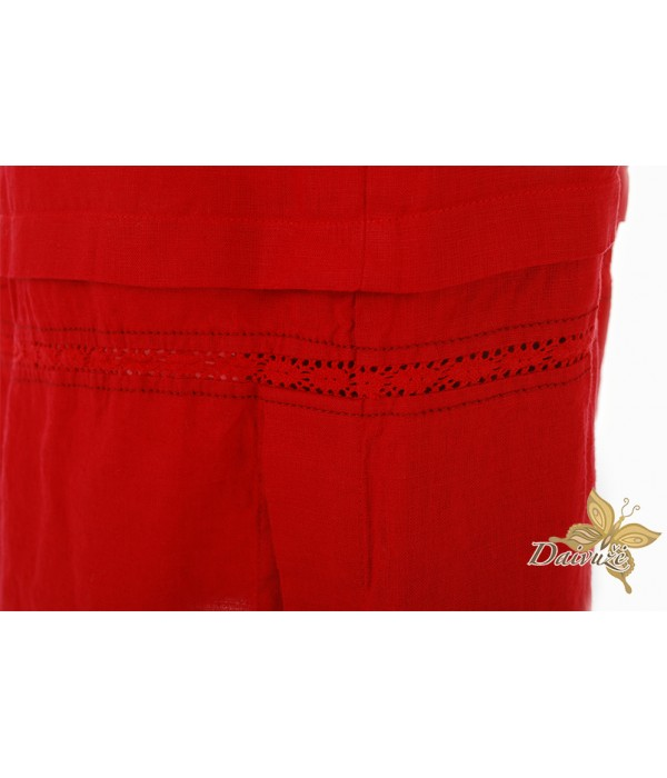 Lininė suknelė Z76-2