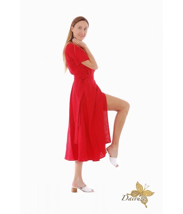 Lininė suknelė Z87-2