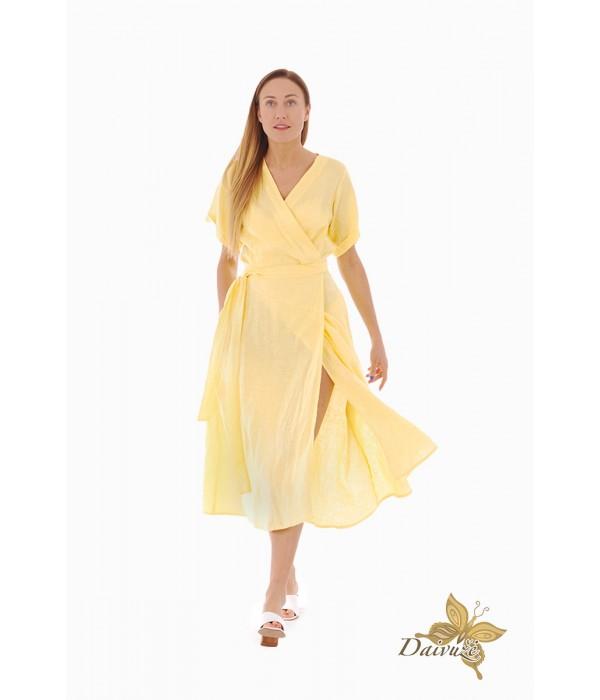 Lininė suknelė Z87-3