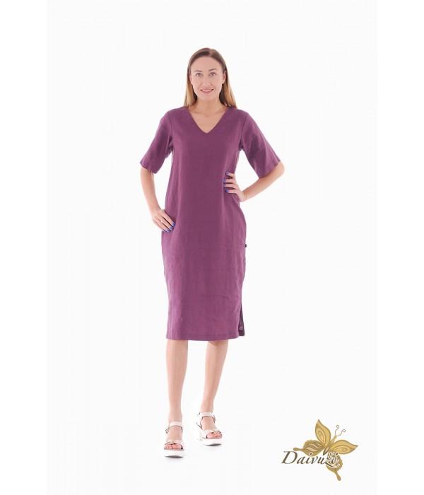 Lininė suknelė Z88-2