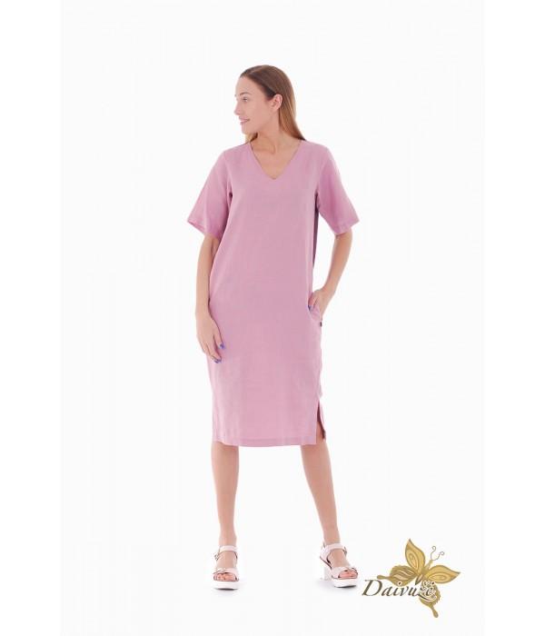 Lininė suknelė Z88-4